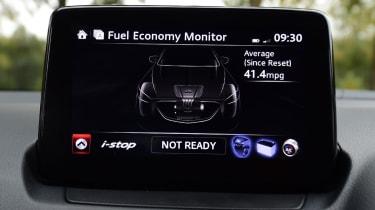Mazda cx-3 infotainment
