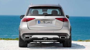 Mercedes GLE - rear