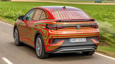 Volkswagen ID.5 GTX prototype - rear