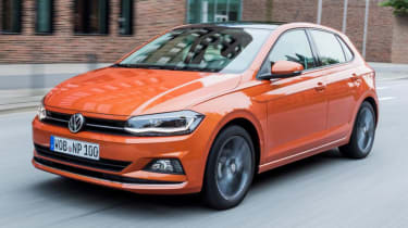 Safest cars for sale in the UK - Volkswagen Polo