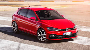 New Volkswagen Polo GTI - front static