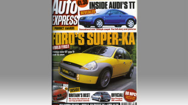 Auto Express Issue 500