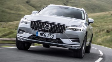 Volvo XC60 D4 - front tracking