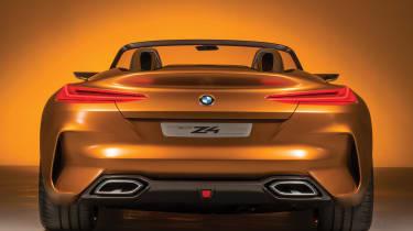 BMW Concept Z4 - full rear