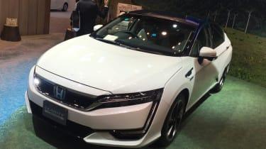 Honda FCV Tokyo Motor Show