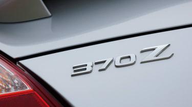 Nissan 370Z badge