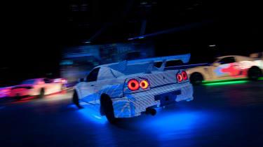 Fast and Furious Live Nissan Skyline