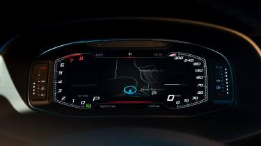 SEAT Leon Cupra R ST - instruments