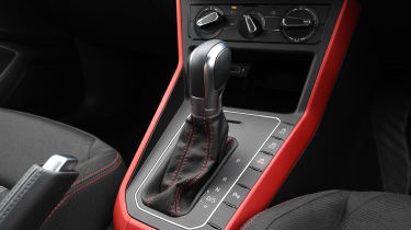 Volkswagen Polo GTI - transmission