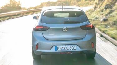 Vauxhall Corsa - full rear