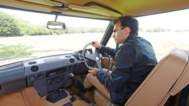 Old Range Rover Velar - James Batchelor