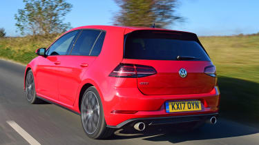 Volkswagen Golf GTI Performance Pack - rear