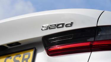 BMW 3 Series - badge