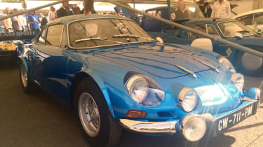 Alpine A110 Coupe
