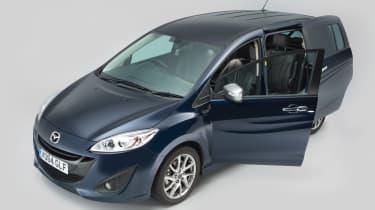 Used Mazda 5 - above