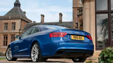 Audi RS5 rear static