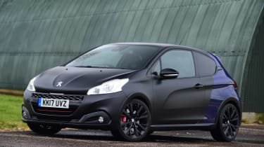 Peugeot 208 GTi - front static