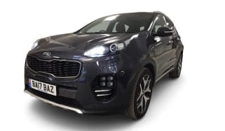 Kia Sportage deal of the week - front