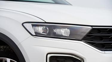 Volkswagen T-Roc - headlight
