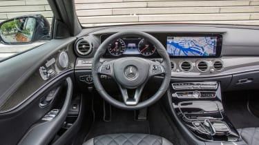 Mercedes E-Class Estate 2016 - interior