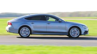 Used Audi A7 Sportback - side