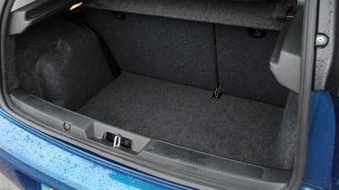 Fiat Punto boot
