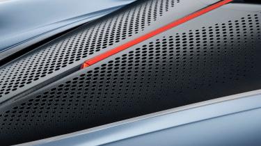 McLaren Speedtail - rear detail