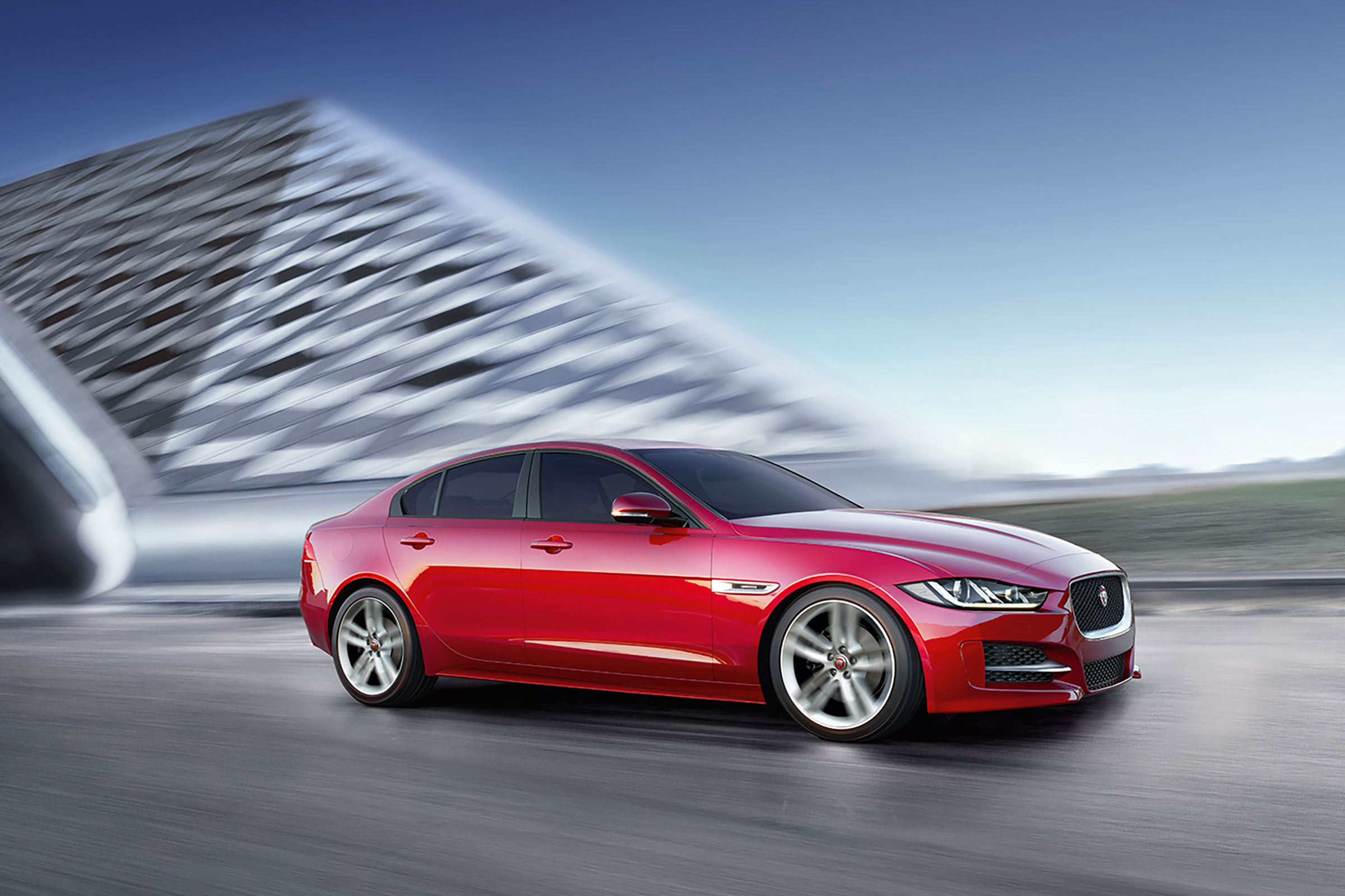 Why the Jaguar XE is Auto Express Compact Executive Car of the Year | Auto Express