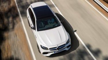 Mercedes-AMG E 63 Estate - above