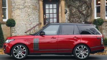 Range Rover SVAutobiography Dynamic 2017 - side