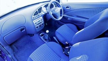 Ford Puma icon review - interior
