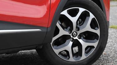 renault captur alloy wheel