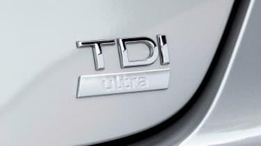 Audi A7 Ultra badge