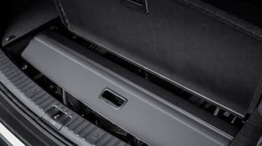 Skoda Kodiaq SUV 2016 - parcel shelf storage