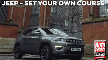 Jeep - Social Media Campaign of the Year 2018