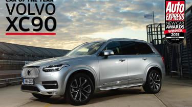 Volvo XC90 - awards