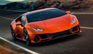 Lamborghini Huracan facelift - front