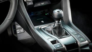 Honda Civic - centre console