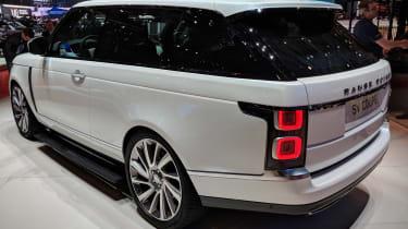Range Rover SV Coupe - Geneva rear
