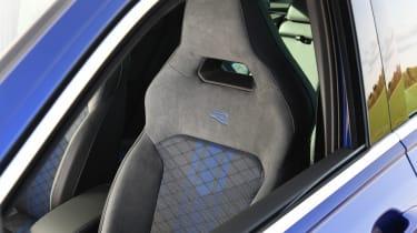 Volkswagen Tigun R - seat