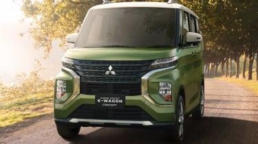Mitsubishi Super Height K-Wagon concept - full front