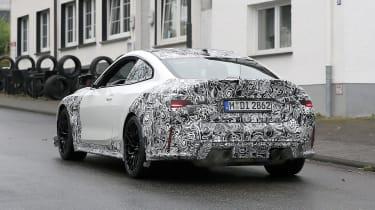 BMW M4 CSL - rear