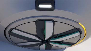 Renault EZ-GO concept - wheel