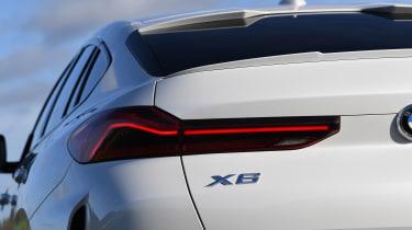 BMW X6 twin test - brake light