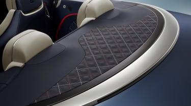Bentley Continental GT Mulliner Convertible - roof