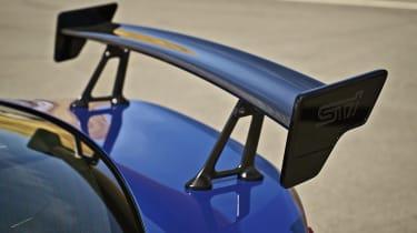 Subaru BRZ tS - wing