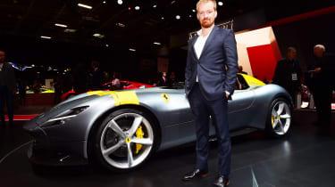 Ferrari Monza SP1 - Alex Ingram