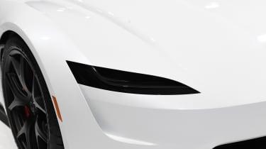 Tesla Roadster - headlight