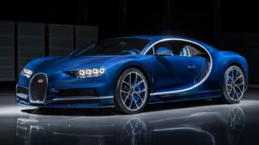 Best toy cars for boys and girls of all ages - Bugatti Chiron