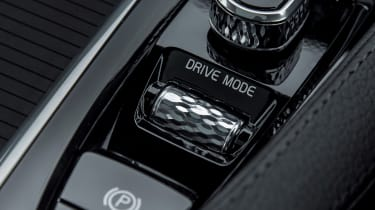 Volvo V90 Cross Country - drive mode